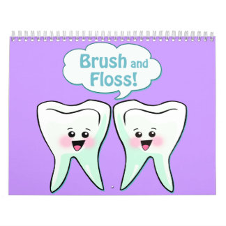 Dentist Dental Hygienist Calendar