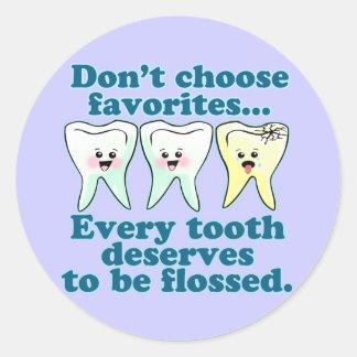 Dentist Dental Hygienist Dentistry Sticker