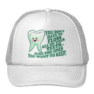 Dentist Dental Hygienist Trucker Hats