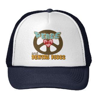 Dentist Dental Hygienist Mesh Hats