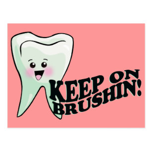 Funny Dentist Quotes Postcards | Zazzle