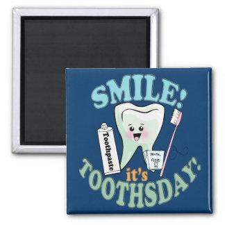 Dentist Dental Hygienist Magnet