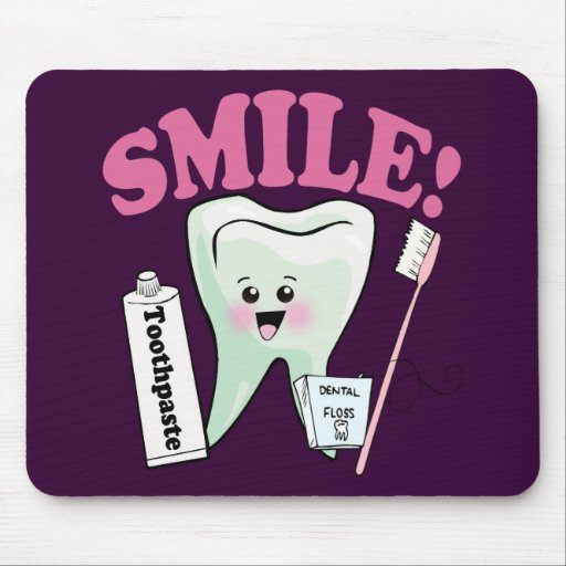 Dentist Dental Hygienist Mousepad