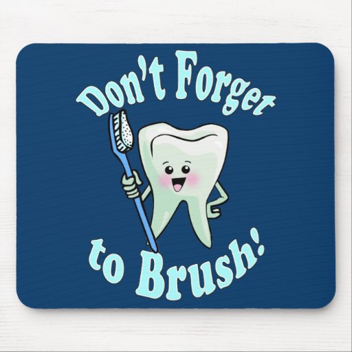 Dentist Dental Hygienist Mouse Pads