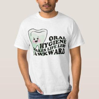 Dentist Dental Hygienist Orthodontist Tee Shirt