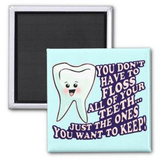 Dentist Dental Hygienist Periodontist Magnet