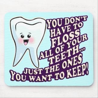 Dentist Dental Hygienist Periodontist Mouse Pad