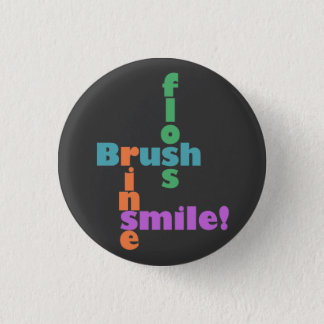 Dentist Dental Hygienist Pinback Button