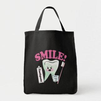 Dentist Dental Hygienist Tote Bag