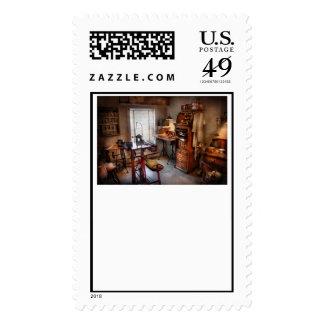 Dentist - Dental workout room Postage Stamps