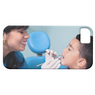 DENTIST, DOCTOR AND PATIENCE RELATIONSHIP iPhone 5 CASE