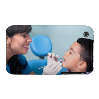 DENTIST, DOCTOR AND PATIENCE RELATIONSHIP iPhone 3 CASE