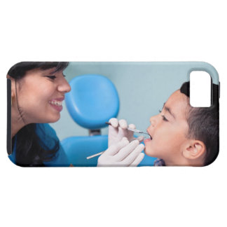 DENTIST, DOCTOR AND PATIENCE RELATIONSHIP iPhone SE/5/5s CASE