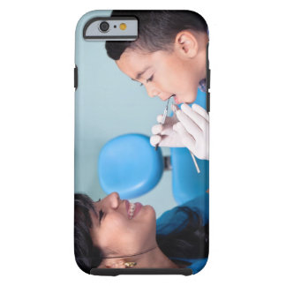 DENTIST, DOCTOR AND PATIENCE RELATIONSHIP TOUGH iPhone 6 CASE