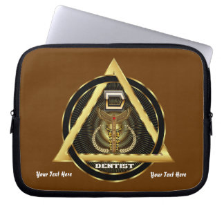 Dentist Electronics Carry Case view about Design Laptop Computer Sleeves