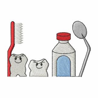 Dentist Embroidered Hoodies