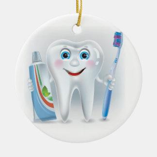 Dentist - From the Dentist - SRF Ceramic Ornament