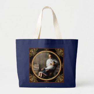 Dentist - Good oral hygiene 1918 Large Tote Bag