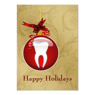 Dentist Holiday Cards Invitations