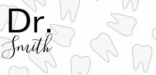 Dentist Hygienist Dental Assistant Tooth Pattern Coffee Mug