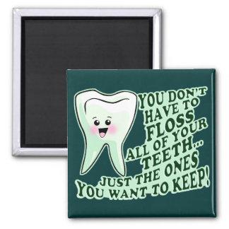 Dentist Hygienist or Orthodontist Magnet