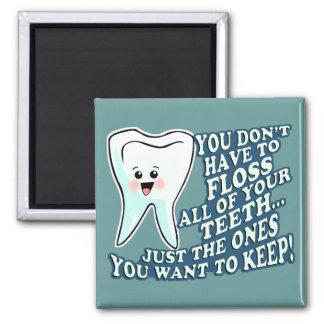 Dentist Hygienist Orthodontist Magnet