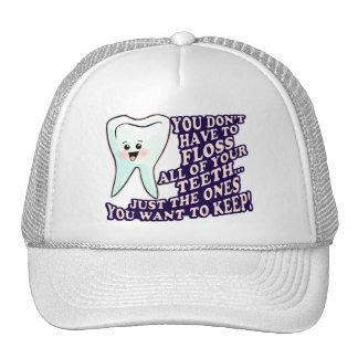 Dentist Hygienist Periodontist Mesh Hat