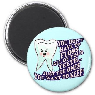 Dentist Hygienist Periodontist Magnet