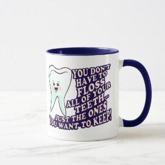 Dentist Hygienist Periodontist Mug