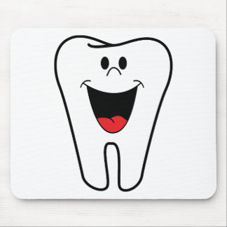 Dentist Image Mouse Pad