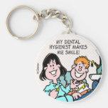 Dentist Key Chain