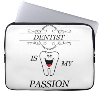 Dentist Laptop Sleeve