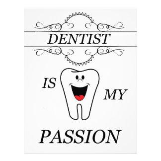 Dentist Letterhead