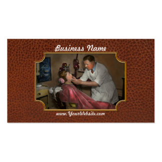 Dentist - Making an impression Business Card