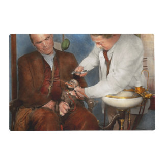 Dentist - Monkey Business 1924 Placemat