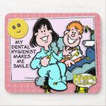Dentist Mousepad