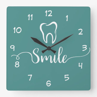 Dentist Office Clock