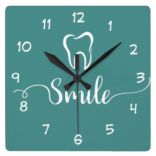 Dentist Office Clock | Zazzle.com