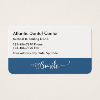 Dental office appointment business cards templates zazzle dentist office professional businesscards business card colourmoves Choice Image