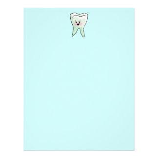 Dentist Office Tooth Letterhead