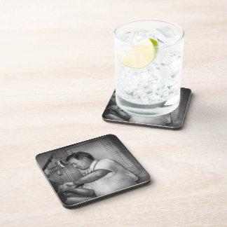 Dentist - Orthodontia made easy Beverage Coaster