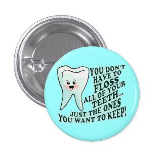 Dentist Orthodontist Periodontist Button