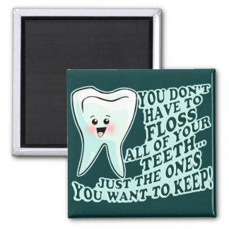 Dentist Orthodontist Periodontist Magnet
