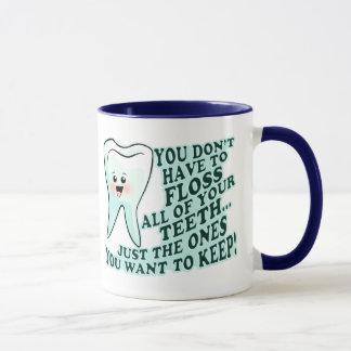 Dentist Orthodontist Periodontist Mug