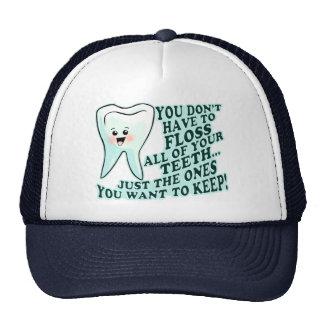 Dentist Orthodontist Periodontist Trucker Hat
