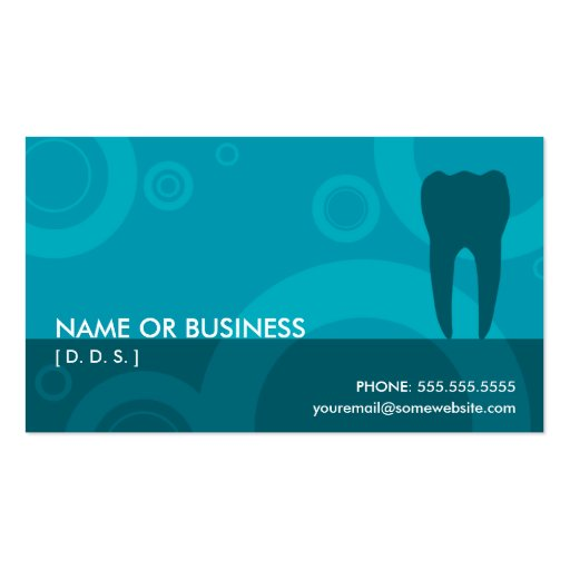 dentist Os Business Cards
