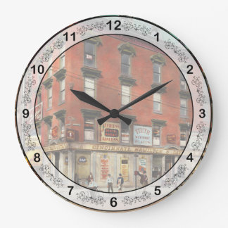 Dentist - Peerless Painless Dental Parlors 1910 Large Clock