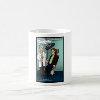 Dentist Peroxide Bluetooth? Funny Gifts Cards Tees Coffee Mug