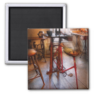 Dentist - Physically demanding work 2 Inch Square Magnet