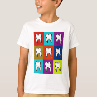 Dentist Popart Gifts T-Shirt
